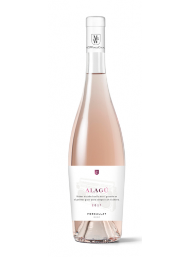 Alagú Rosé Forcallat ( Vino de Autor )