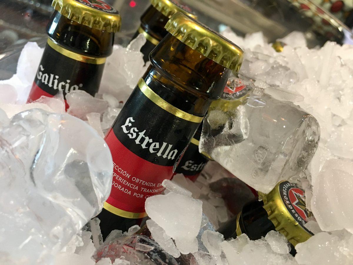 Estrella de Galicia causó sensación entre nuestros clientes