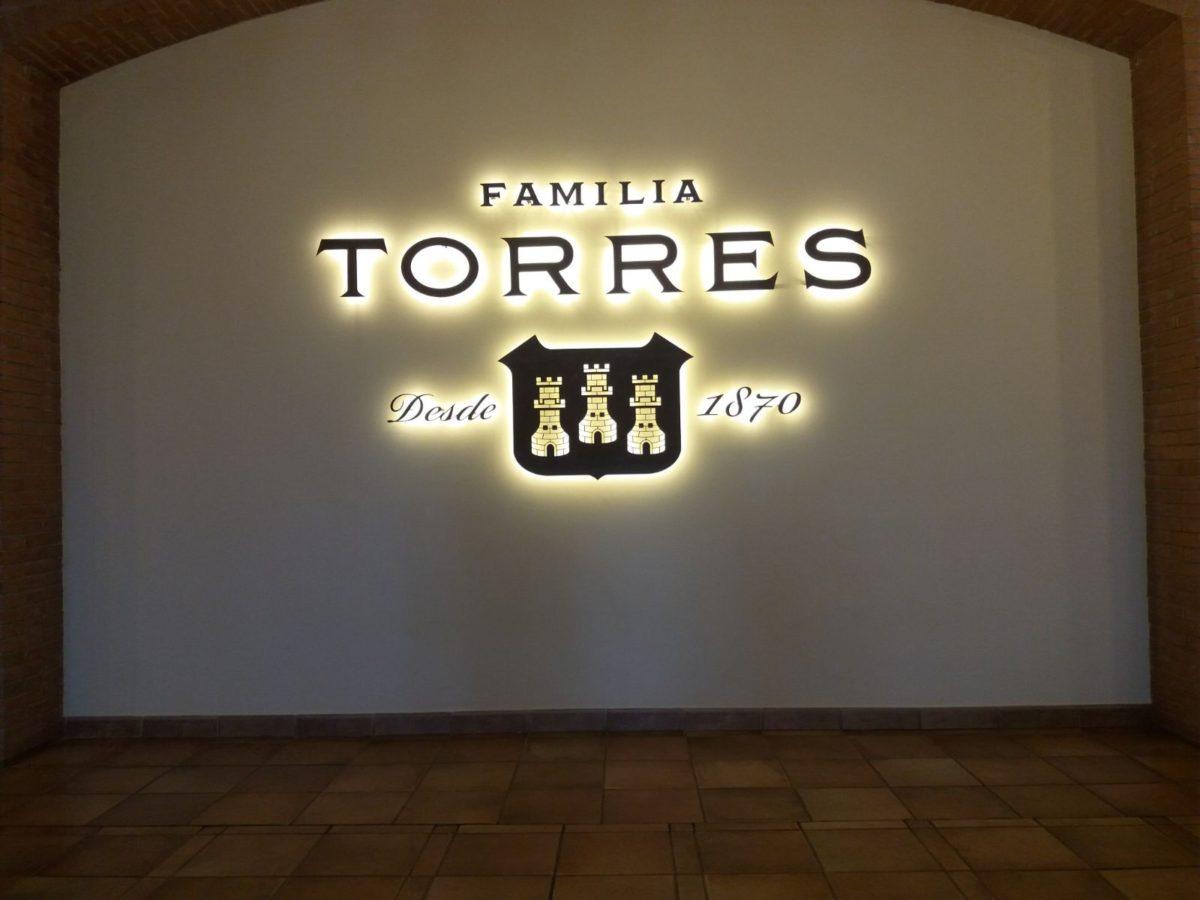 Visitamos Bodegas Torres D.O. Pendedés (Reportaje).